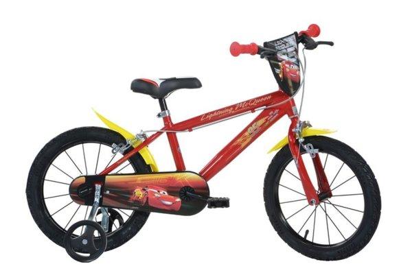 Детско колело Cars 3 - 16''